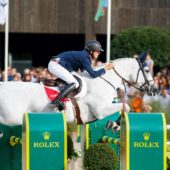 RED MILLS and Foran Equine Riders amongst Showjumping's Elite at Olympia