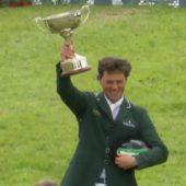 Irish Eventing team runners-up in FEI Eventing Nations Cup at Camphire as Sam Watson takes individual win