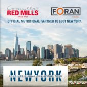 Offical Nutrition Partners of LGCT New York
