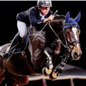 Foran Equine Riders Allen & Brash Dominate in World Cup Events