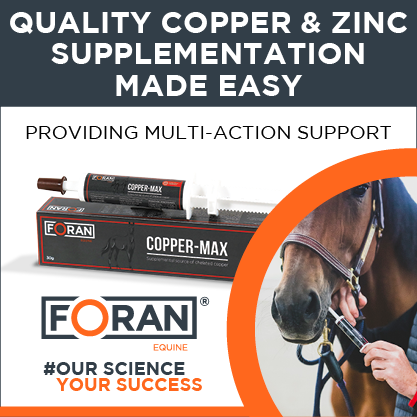 Copper-Max - Quality Copper & Zinc Supplementation made easy