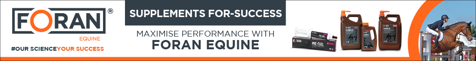 Foran Equine - Supplements for Success. Maximise Performance with Foran Equine